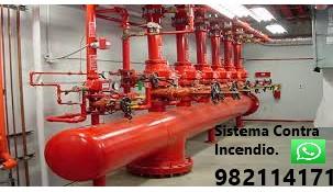 Sistema Contra Incendio Mantenimiento, Reparación en Miraflores, San Isidro