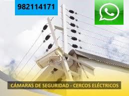 CERCO ELÉCTRICO Instalación, Mantenimiento Callao, Ventanilla, Bellavista