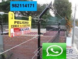 CERCO ELÉCTRICO Instalación, Mantenimiento en Miraflores, San Isidro