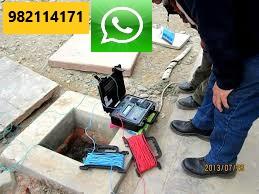 Mantenimiento Instalación POZO A TIERRA en La Molina